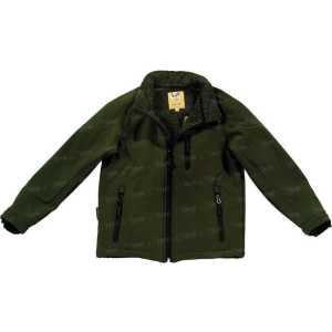 Куртка Unisport Softsh 12 UNIVERS-TEX SOFTSHELL ц:dark green large