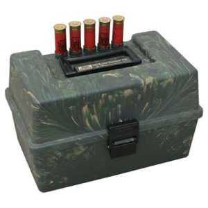 Коробка для патронов MTM SF-100 на 100 патронов кал.12/76