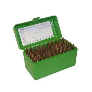 Коробка для патронов MTM RL-50 на 50 патронов