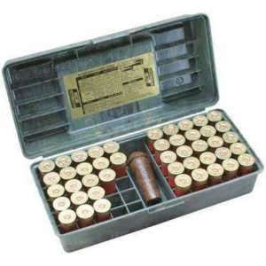 Коробка MTM Shotshell Case на 50 патронов кал. 12/76. Цвет – камуфляж.
