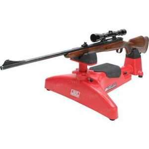 Упор для стрельбы MTM Predator Shooting Rest. Материал – пластик. Цвет – красный.