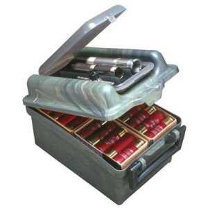 Коробка для патронов MTM SW-100 на 100 патронов + 9 чоков