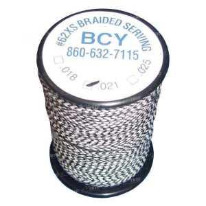 Шнур BCY Serving Thread 62-XS 91 м. 0,018 ц:black
