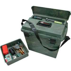 Коробка универсальная MTM Sportsmen's Plus Utility Dry Box с плечевым ремнем. Цвет - камуфляж