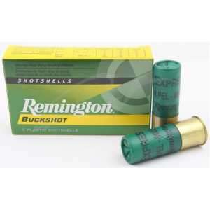 Патрон Remington Shotshells Buckshot кал.12/70 картечь 8,6 мм