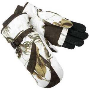 Рукавицы Harkila Kiruna XL ц:realtree® ap snow