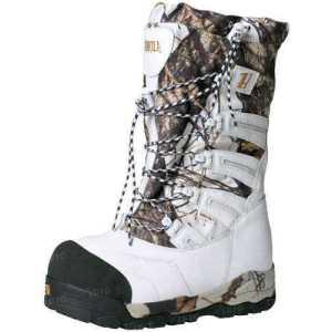Ботинки Harkila Inuit GTX Winter 8 зимний камуфляж ц:mossy oak® winter camo