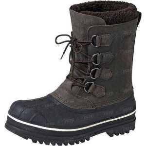 Ботинки Seeland Grizzly Pac 10. Размер - 14. Цвет - коричневый