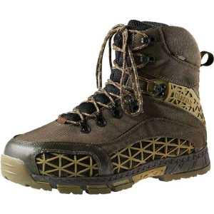 Ботинки Harkila Trapper Master GTX*6. Размер - 8. Цвет - Dark brown.