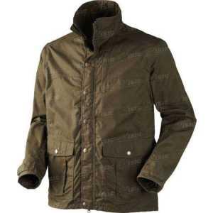 Куртка Seeland Field. Размер - 58. Цвет -  зеленый.