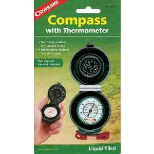 Компас Coghlan's 9740 с термометром
