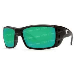 Очки Costa Del Mar Permit Black Green 580 GLS