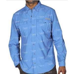 Рубашка Exofficio M BA Halo Check LS Pabble XL