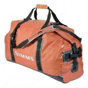 Сумка Simms Dry Creek Duffel Medium Orange