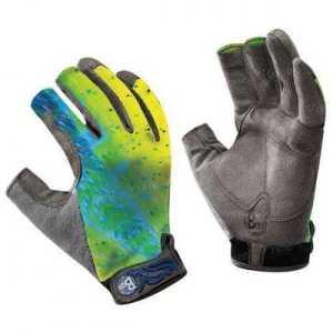 Перчатки Buff Fighting Work II Gloves Dorado L/XL