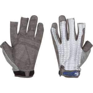 Перчатки Buff Fighting Work II Gloves Gray Scale M/L