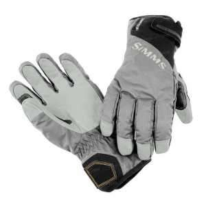 Перчатки Simms Prodry Glove Charcoal XL