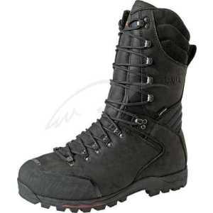 "Ботинки Harkila Staika GTX 12"" XL. Размер -  7,5. Цвет -  Черный."