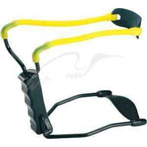 Рогатка Man Kung MK-T5 ц:черный/желтый