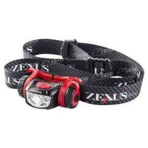 Фонарь налобный Zexus ZX-250 BK 90lm ipx4 ц:black