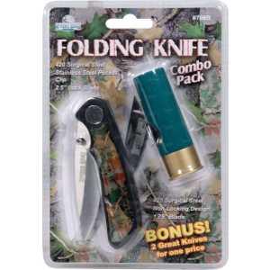 Набор ножей Riversedge Blister Card Knife Combo 2 складных ножа