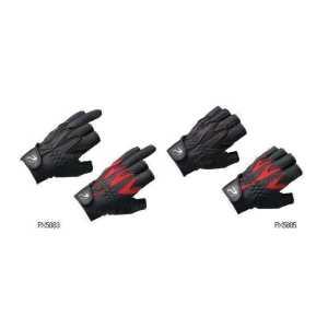 Перчатки Prox Fit Glove DX cut five PX5885 black/red