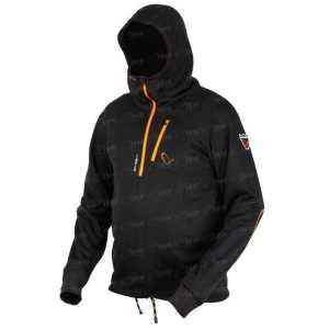 Кофта Savage Gear Hoodie Pullover M Black