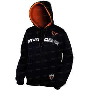Куртка Savage Gear Hooded Sweat Jacket M