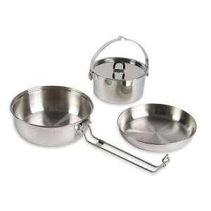 Набор посуды Tatonka Camp Set Large