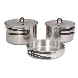 Н-р посуды Tatonka Cookset Regular