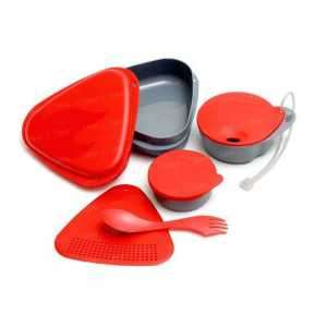 Н-р посуды Light my fire MealKit pin-pack Red