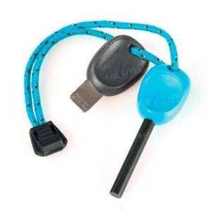 Огниво Light my fire Swedish FireSteel 2.0 Scout pin-pack Cyan Blue