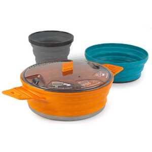 Набор посуды Sea To Summit X-Set 21 POT 1.4L + X -bowl + X Mug