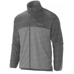 Куртка MARMOT DriClime Windshirt lead/gargoyle XXL ц:lead/gargoyle
