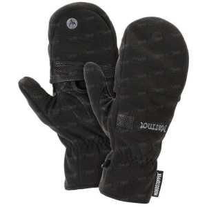 Перчатки MARMOT Convertible S black