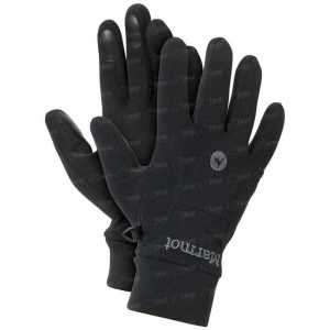 Перчатки MARMOT Power Stretch L black
