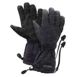 Перчатки MARMOT Precip shell S black