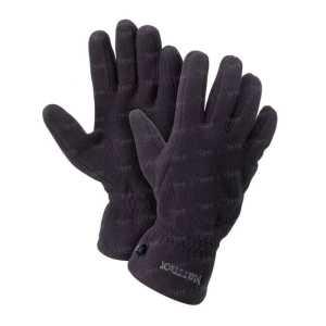 Перчатки MARMOT Fleece Glove М black