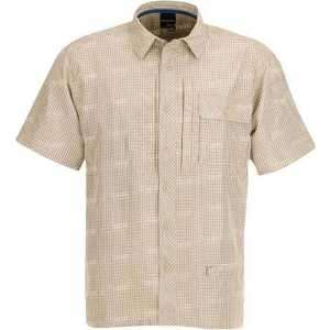 Тенниска Propper Covert Button-Up – Short Sleeve - Closeout Khaki Plaid S