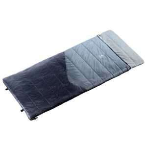 Спальный мешок Deuter Space I одеяло +8/ +3/ -11 titan-black L