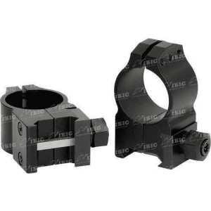 Кольцa Warne MAXIMA Tactical Rings 30 мм. Под планку Weaver/Picatinny. Высота High (под объективы 42-52 мм). Сталь