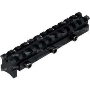 База крепления UTG (Leapers) MNT-DN460 для пневматической винтовки. С минимальным занижением ствола. Длина - 125 мм. Высота - 22,8 мм. Ширина - 20,3 мм