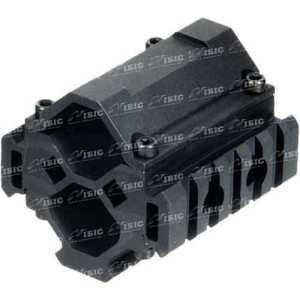 Крепление подствольное UTG (Leapers) MNT-BR005XL. 3 планки. Диаметр ствола - 20-25мм. Длина - 61 мм. Ширина - 61 мм