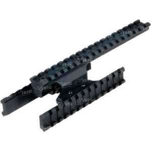 Обвес тактический UTG (Leapers) MNT-MNTR01 для карабина Мосина. Длина - 203 мм. Высота - 43 мм. Ширина - 61 мм