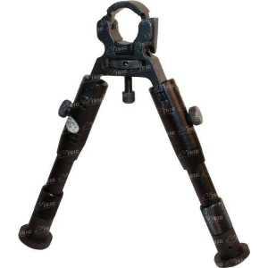 Сошки Leapers TL-BP18S-1. Высота - 155-170 мм. Под стволы диаметром 11-19 мм