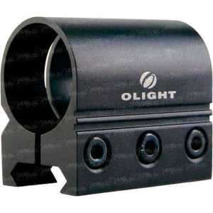 Крепление Olight WM20 для фонарей диаметром 25,4 мм к базе Picatinny/Weaver