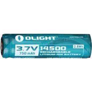 Аккумуляторная батарея Olight 14500 Li-Ion 3.7v 750mAh