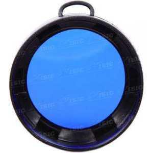 Светофильтр Olight 23 мм синий