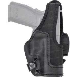Кобура Front Line KNG9xx Thump-Break L2 для Glock 19/23/32. Материал - Kydex. Цвет - черный