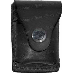 Подсумок Front Line FL 2170 для револьверного ускорителя заряжания. Материал - кожа. Цвет - черный
